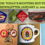 Friday Scouting Hot Finds Newsletter January 31, 2020