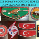 Sunday Scouting Hot Finds Newsletter July 01, 2018