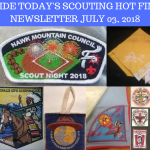 Tuesday Scouting Hot Finds Newsletter July 03, 2018