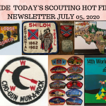 Sunday Scouting Hot Finds Newsletter July 05, 2020