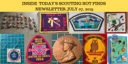 Sunday Scouting Hot Finds Newsletter July 07, 2019