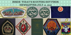 Sunday Scouting Hot Finds Newsletter July 12, 2020
