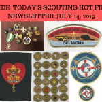 Sunday Scouting Hot Finds Newsletter July 14, 2019