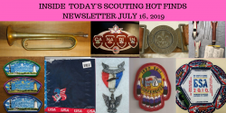 Tuesday Scouting Hot Finds Newsletter July 16, 2019