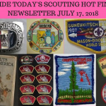Tuesday Scouting Hot Finds Newsletter July 17, 2018