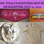Sunday Scouting Hot Finds Newsletter July 21, 2019