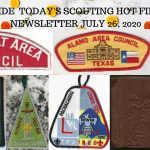 Sunday Scouting Hot Finds Newsletter July 26, 2020