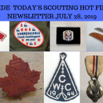Sunday Scouting Hot Finds Newsletter July 28, 2019