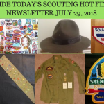 Sunday Scouting Hot Finds Newsletter July 29, 2018