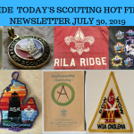 Tuesday Scouting Hot Finds Newsletter July 30, 2019