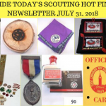 Tuesday Scouting Hot Finds Newsletter July 31, 2018