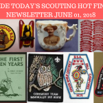 Friday Scouting Hot Finds Newsletter June 01, 2018