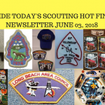 Sunday Scouting Hot Finds Newsletter June 03, 2018
