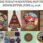 Tuesday Scouting Hot Finds Newsletter June 05, 2018