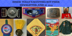 Sunday Scouting Hot Finds Newsletter June 16, 2019