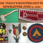 Sunday Scouting Hot Finds Newsletter June 21, 2020