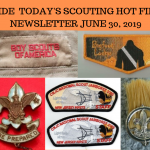 Sunday Scouting Hot Finds Newsletter June 30, 2019
