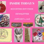 Tuesday Scouting Hot Finds Newsletter January 02, 2018
