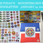 Sunday Scouting Hot Finds Newsletter January 14, 2018