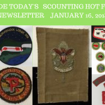 Tuesday Scouting Hot Finds Newsletter January 16, 2018
