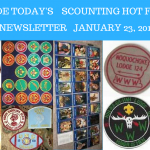 Tuesday Scouting Hot Finds Newsletter January 23, 2018