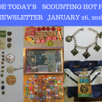 Friday Scouting Hot Finds Newsletter January 26, 2018