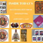 Sunday Scouting Hot Finds Newsletter January 7, 2018