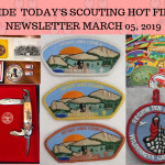 Tuesday Scouting Hot Finds Newsletter March 05, 2019