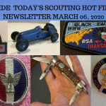 Friday Scouting Hot Finds Newsletter March 06, 2020