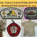 Sunday Scouting Hot Finds Newsletter March 08, 2020