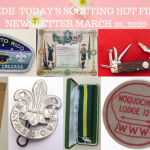 Tuesday Scouting Hot Finds Newsletter March 10, 2020