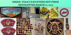 Sunday Scouting Hot Finds Newsletter March 10, 2019