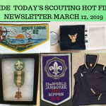 Tuesday Scouting Hot Finds Newsletter March 12, 2019