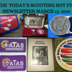 Friday Scouting Hot Finds Newsletter March 13, 2020
