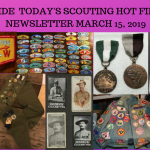 Friday Scouting Hot Finds Newsletter March 15, 2019