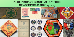 Tuesday Scouting Hot Finds Newsletter March 19, 2019