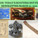 Friday Scouting Hot Finds Newsletter March 20, 2020