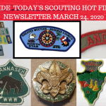Tuesday Scouting Hot Finds Newsletter March 24, 2020
