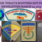 Sunday Scouting Hot Finds Newsletter March 24, 2019