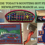 Tuesday Scouting Hot Finds Newsletter March 26, 2019