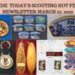 Friday Scouting Hot Finds Newsletter March 27, 2020