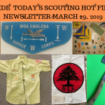 Friday Scouting Hot Finds Newsletter March 29, 2019