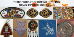 Tuesday Scouting Hot Finds Newsletter March 31, 2020