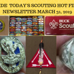 Sunday Scouting Hot Finds Newsletter March 31, 2019