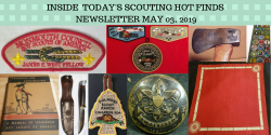 Friday Scouting Hot Finds Newsletter May 03, 2019