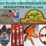 Tuesday Scouting Hot Finds Newsletter May 05, 2020