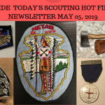 Sunday Scouting Hot Finds Newsletter May 5, 2019