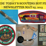 Tuesday Scouting Hot Finds Newsletter May 7, 2019