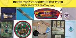 Tuesday Scouting Hot Finds Newsletter May 07, 2019