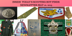Friday Scouting Hot Finds Newsletter May 10, 2019